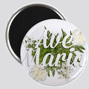 Ave Maria Magnets