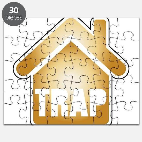 Trap house Gold Puzzle