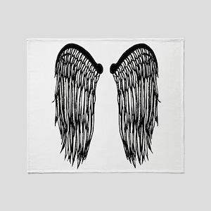 Wings Throw Blanket