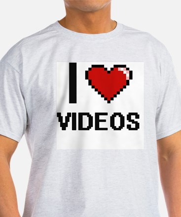 Unique I love broadcasters T-Shirt