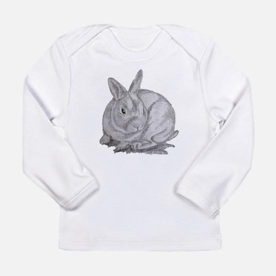 Mini Rex By Karla Hetzler Long Sleeve T-Shirt