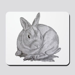 Mini Rex By Karla Hetzler Mousepad