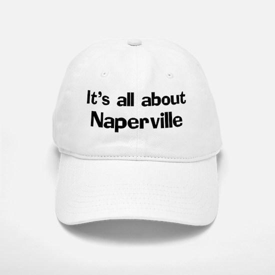 About Naperville Baseball Baseball Cap