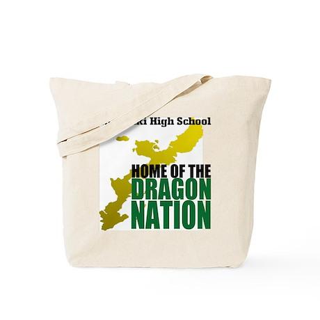 Dragon Nation Bold Tote Bag