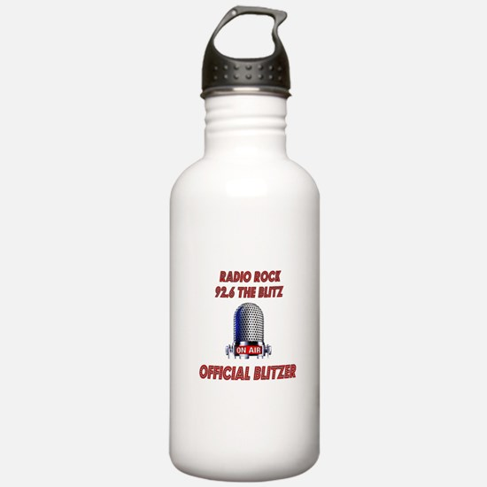 Official Blitzer Water Bottle
