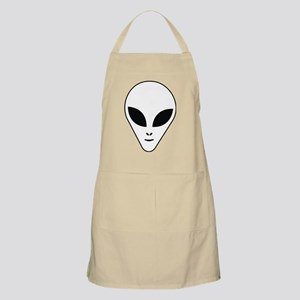 Alien face Apron