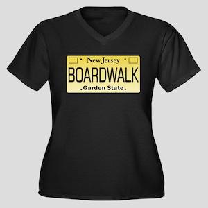 Boardwalk NJ Tag Apparel Plus Size T-Shirt