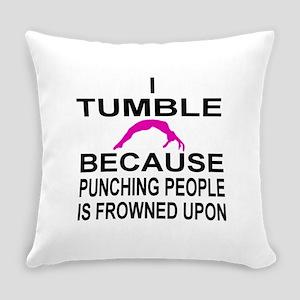 I Tumble Everyday Pillow
