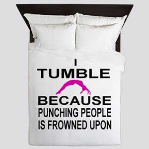I Tumble Queen Duvet
