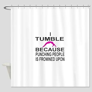 I Tumble Shower Curtain