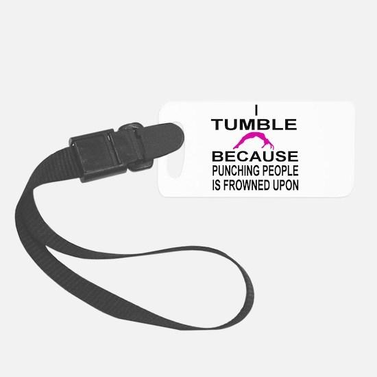 I Tumble Luggage Tag