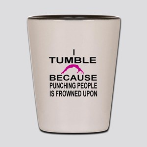 I Tumble Shot Glass