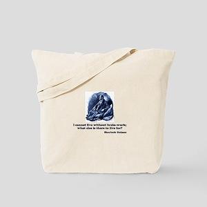 Sherlockian Tote Bag