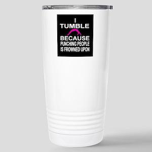 I Tumble Stainless Steel Travel Mug