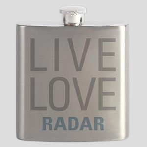 Live Love Radar Flask
