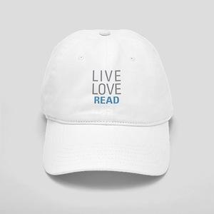 Live Love Read Cap