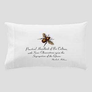 Sherlock's Bees Pillow Case