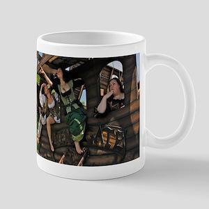 Wenches Of Wine - Land Ho! Mugs