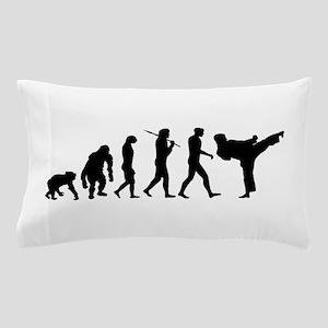 Martial Arts Evolution Pillow Case