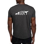 Martial Arts Evolution Dark T-Shirt
