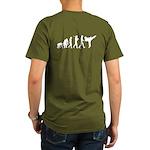 Martial Arts Evolutio Organic Men's T-Shirt (dark)
