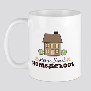 Home Sweet Homeschool Mug