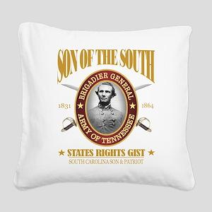 Gist (SOTS2) Square Canvas Pillow