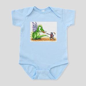 Brave Knight Infant Bodysuit