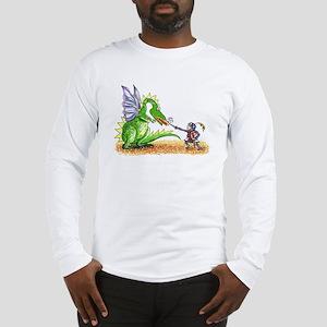 Brave Knight Long Sleeve T-Shirt