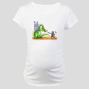 Brave Knight Maternity T-Shirt