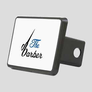 THE BABRBER Hitch Cover