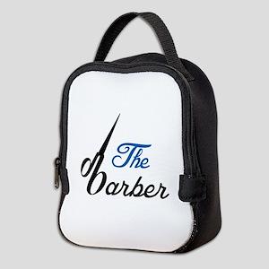 THE BABRBER Neoprene Lunch Bag