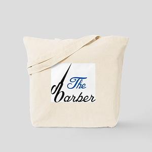 THE BABRBER Tote Bag