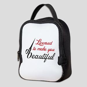 MAKE YOU BEAUTIFUL Neoprene Lunch Bag