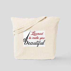 MAKE YOU BEAUTIFUL Tote Bag