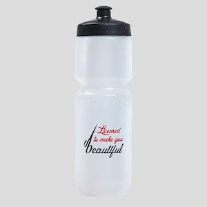 MAKE YOU BEAUTIFUL Sports Bottle