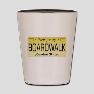 Boardwalk NJ Tag Giftware Shot Glass