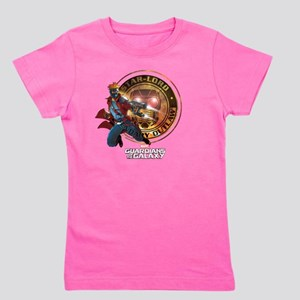 Guardians of the Galaxy Star-Lord Girl's Tee