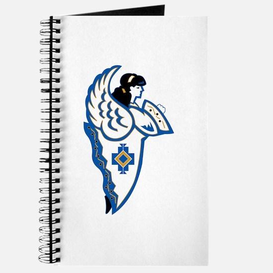 Cute Angel religion beliefs Journal