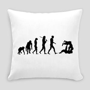 Evolution of Judo Everyday Pillow
