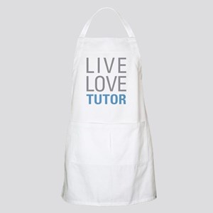 Live Love Tutor Apron