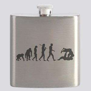 Evolution of Judo Flask
