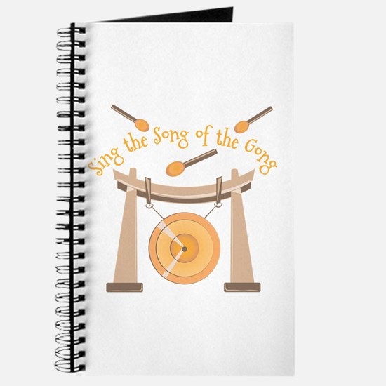 Song Of Gong Journal
