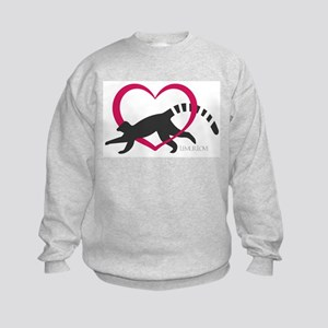 Lemur Love Logo Sweatshirt