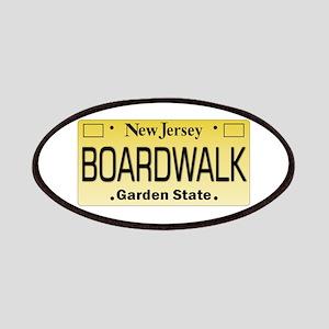 Boardwalk NJ Tag Giftware Patch