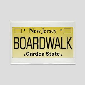 Boardwalk NJ Tag Giftware Magnets