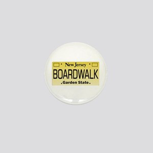 Boardwalk NJ Tag Giftware Mini Button
