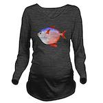 Opah Long Sleeve Maternity T-Shirt
