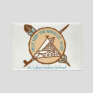 St. Labre Indian Sc... Magnets