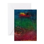 Greeting Cards (pack Of 10)